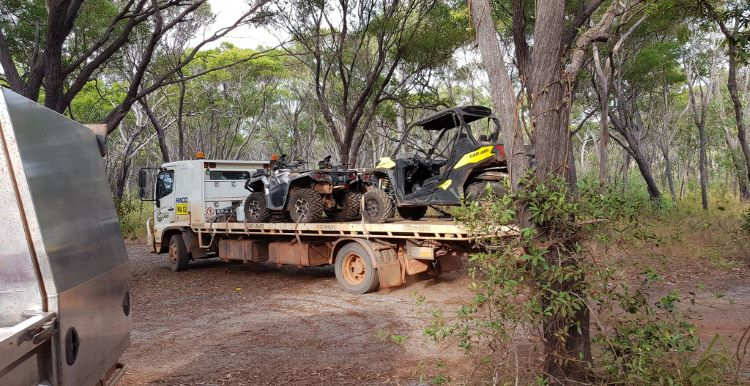 Pormpuraaw Towing
